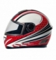Kio casco integrale Koji fiberglass - Rosso - M