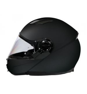 Plasma, casco modulare - Nero opaco - XS