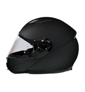 Plasma, casco modulare - Nero opaco - XL