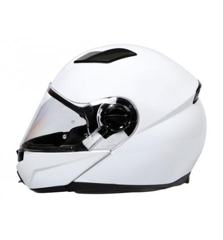 Plasma, casco modulare - Bianco - XS