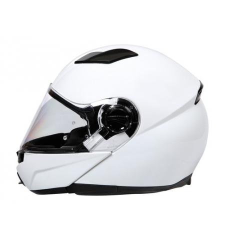 Plasma, casco modulare - Bianco - XL
