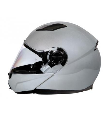Plasma, casco modulare - Argento - XL