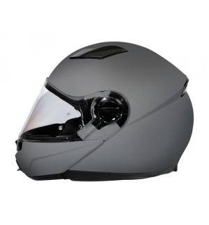 Plasma, casco modulare - Canna fucile opaco - XS