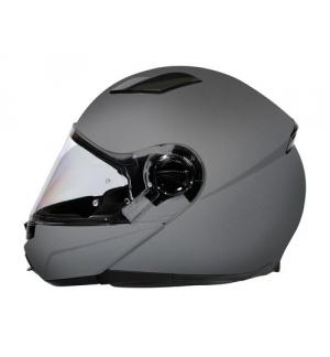 Plasma, casco modulare - Canna fucile opaco - M