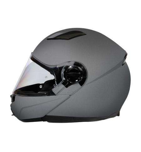 Plasma, casco modulare - Canna fucile opaco - L