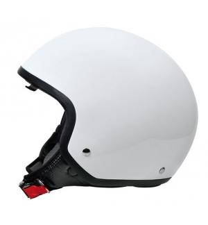 Brio, casco demi-jet - Bianco - XL