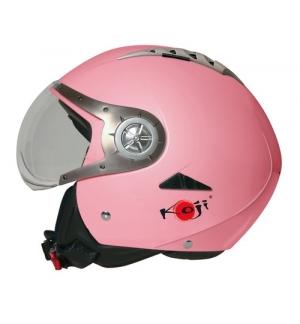 Tomcat casco jet koji - rosa - s