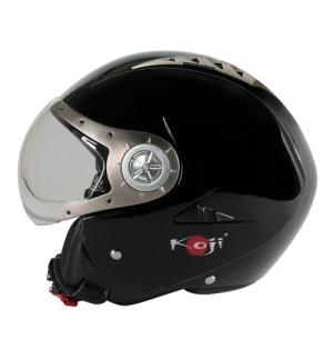 Tomcat casco jet Koji - Nero - XS