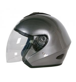 Kj-4, casco jet - titanio - s