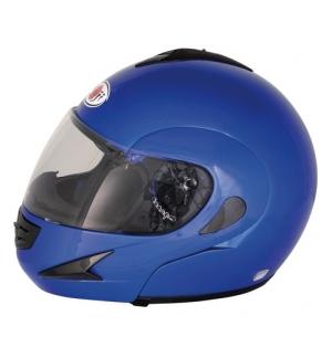 KJ-7, casco modulare - Blu - XS