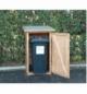 Box Addossato Oklahoma 20mm con pavimento