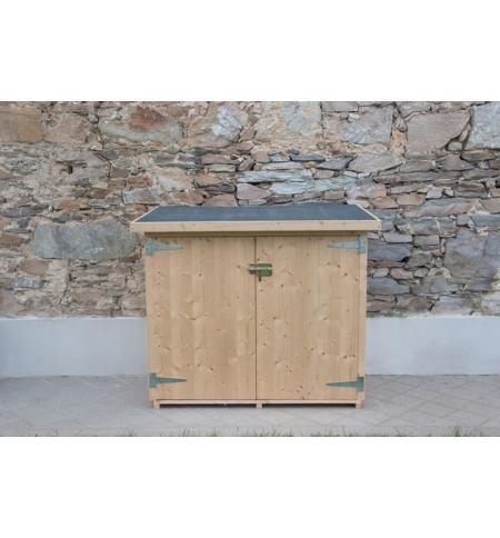Box Addossato Nevada 20mm con pavimento