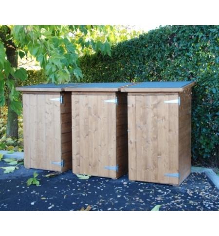 Box addossato senza pavimento Oklahoma 20mm