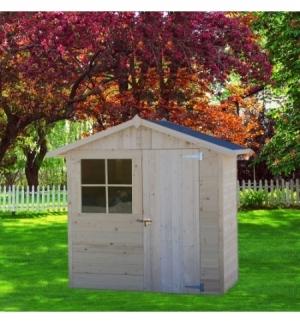 Casetta in legno senza pavimento Vermont 20mm