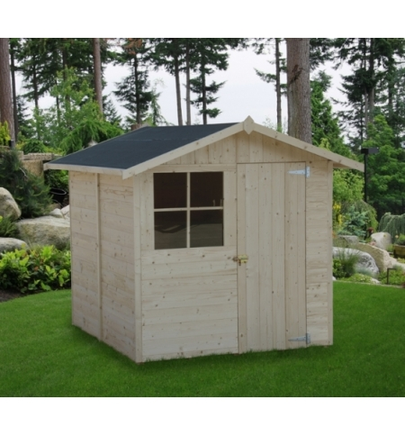 Casetta in legno senza pavimento Oregon 20mm