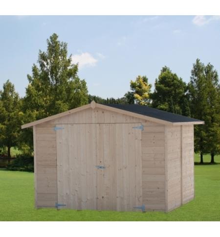 Casetta in legno Alabama 20mm con pavimento