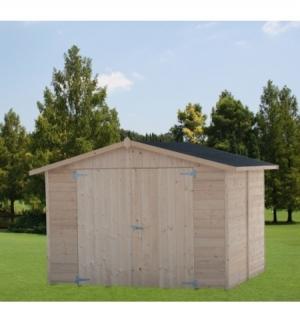 Casetta in legno senza pavimento Alabama 20mm