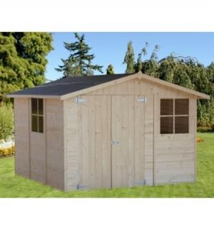 Casetta in legno senza pavimento California 20mm