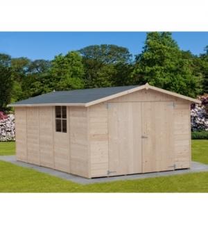 Casetta in legno senza pavimento Texas 20mm