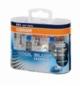 12V Cool Blue Hyper+ - (H1) - 55W - P14,5s - 2 pz - Scatola Plast.