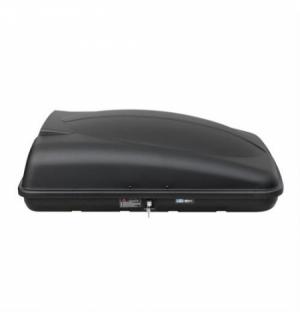 Box tetto abs lt350 nero/nero goffrato kg.75 mm1290x880x370