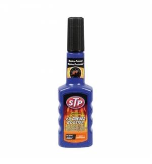 Stp- +5 diesel booster flac. 200 ml. - ean 5020144812111