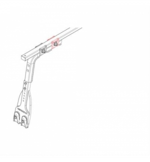 X03 set nr.4 morsetti 40fe021b per kargo rack