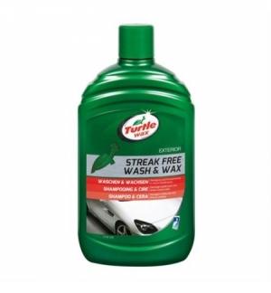"""wash & wax"" shampoo+cera ""green-line"" 500ml fg-7776"