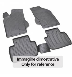 Set tappeti su misura in TPE - Bmw X5 (F15) (10/13 )
