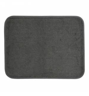 No-Slip, tappetino battitacco in moquette - L - Grigio