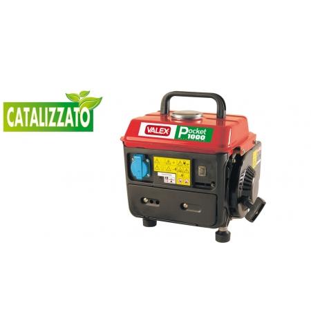 Generatore 2 tempi catalizzato pocket 1000