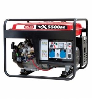 Generatore 4 tempi ohv vx5500 ae