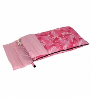 Bertoni Junior 150 Camo Pink Sacco Letto