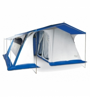 Bertoni Grand Chic White Tenda da Campeggio a Casetta