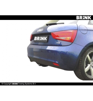Gancio estraibile BMA Audi A1 - SPORTBACK 2011