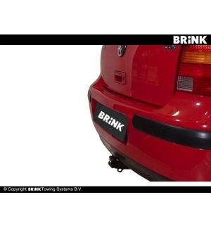 Gancio estraibile BMC Audi A3 - 3 PORTE 1996 2002