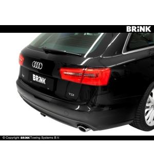 Gancio estraibile BMAR Audi A6 - AVANT 2011