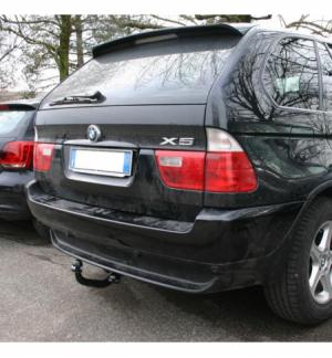 Gancio estraibile BMAR Bmw X5 - 2000 2006