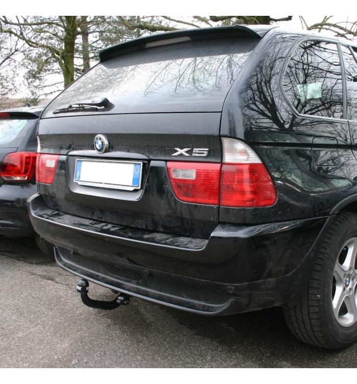 Gancio traino fisso BMW X5 E53 2000-2007