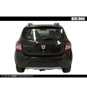 Gancio estraibile BMA Dacia SANDERO - 2013