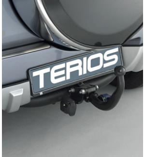 Gancio estraibile BMA Daihatsu TERIOS - 2006
