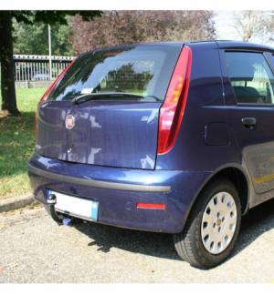 Fiat Punto II 1999-2011 gancio traino estraibile