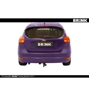 Gancio estraibile BMA Ford GRAND C-MAX - 2010