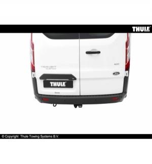 Gancio estraibile BMAR Ford TRANSIT - CUSTOM 2012