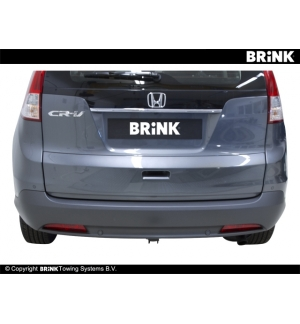 Gancio estraibile BMA Honda CR-V - 2012