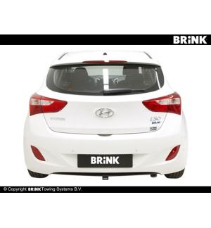 Gancio estraibile BMA Hyundai I30 - BERLINA 2012 2017
