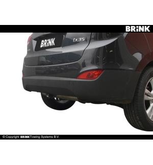 Gancio estraibile BMA Hyundai IX35 - 2010