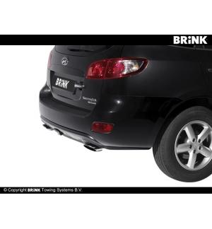 Gancio estraibile BMA Hyundai SANTA FE - 2006 2012