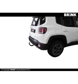 Gancio estraibile BMA Jeep RENEGADE - 2014