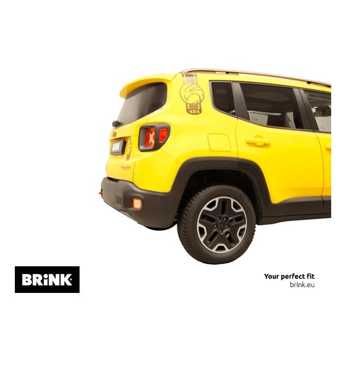 Per Jeep Renegade dal 2014 gancio di traino fisso